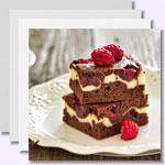 weiter zu -Low-Carb-Brownies