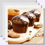 weiter zu -Low-Carb-Muffins