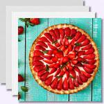 weiter zu - Low-Carb-Obstkuchen
