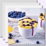 Low-Carb-Tassenkuchen