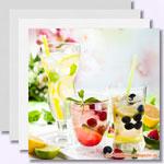 weiter zu - Brombeer-Limetten-Limonade