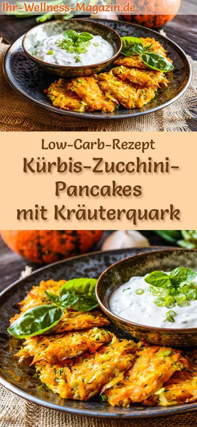 low carb k rbis zucchini pancakes mit kr uterquark herzhaftes pfannkuchen rezept. Black Bedroom Furniture Sets. Home Design Ideas
