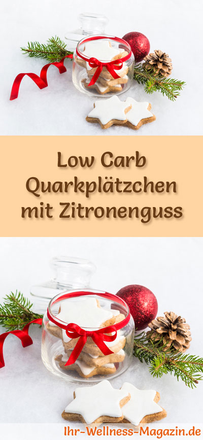 low carb quarkpl tzchen mit zitronenguss einfaches rezept f r weihnachtskekse. Black Bedroom Furniture Sets. Home Design Ideas