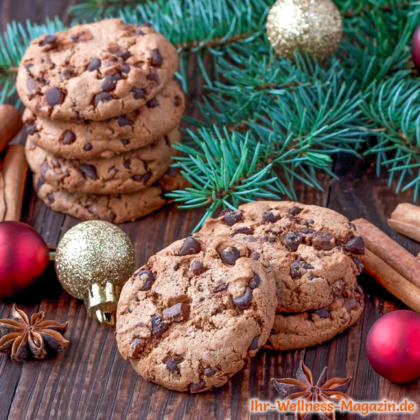 Kekse rezept schokostuckchen