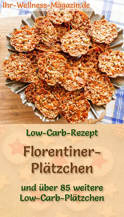 Florentiner Weihnachtsplätzchen.Low Carb Florentiner Plätzchen Einfaches Rezept Für Weihnachtskekse