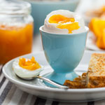 weiter zu - Perfekte Eier kochen