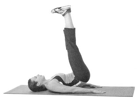 Bauch-weg-Training für Fortgeschrittene