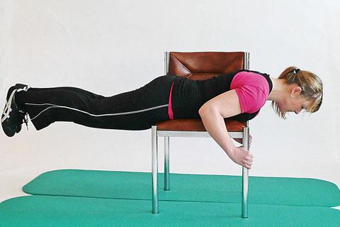 Fitness-Übungen: Hüftstrecken 2
