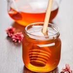 zur Übersicht - Honig