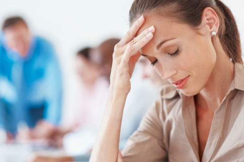 Burnout frühzeitig erkennen