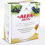 weiter zu - ALFA AKTIV Nahrungsergänzung
