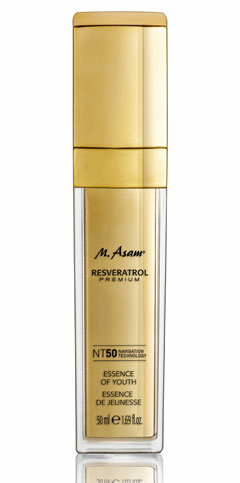 Resveratrol Premium Essence of Youth NT50®