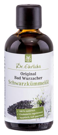 Schwarzkümmelöl von Dr. Ehrlich