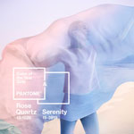 PANTONE Farben 2016: Serenity & Rose Quartz