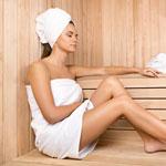 Sauna zuhause - So klappt der Wellness-Traum