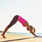 weiter zu - Wohlfühlen beim Yoga