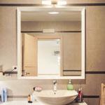 weiter zu - Kleine Badezimmer