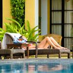 Wellness für den Garten mit Whirlpools & Co