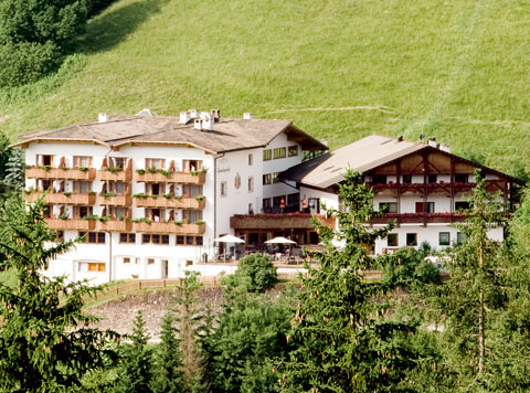 Reisen Südtirol: Ganischgerhof Mountain Resort & Spa
