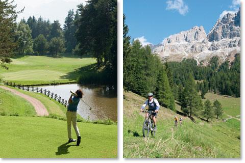 Reisen Südtirol: Dolomitenspaß ganz individuell rund um das Hotel Ganischgerhof Mountain Resort & Spa
