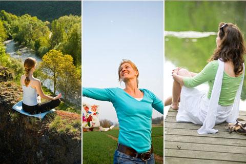 Das Souvenir Ihrer Reise zum Ich ist Ausgeglichenheit, tiefe Entspannung, innere Ruhe und der feste Vorsatz, es künftig ein bisschen ruhiger anzugehen.