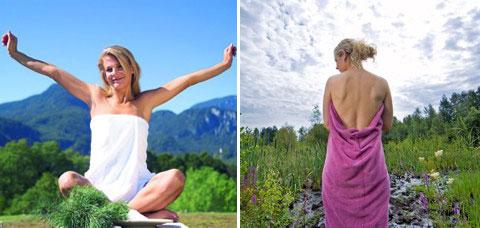 Wellness und Urlaub in Oberbayern: Wellness in Bad Reichenhall und in den Ammergauer Alpen