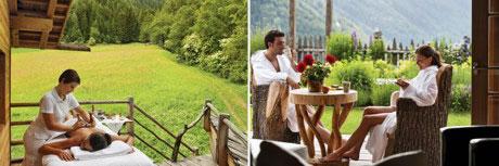Wellnessurlaub in Südtirol mit Alpine Wellness