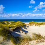 weiter zu -Die Westküste Dänemarks