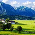 weiter zu - Urlaub in Oberstdorf im Allgäu