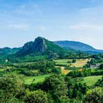 weiter zu - dem Naturpark der Euganeischen Hügel