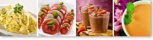 Wellness-Kategorie Essen und Trinken
