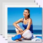 weiter zu - Fitness-�bungen, die den K�rper straffen