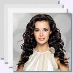 zur �bersicht - Lange Haare stylen � Anleitungen